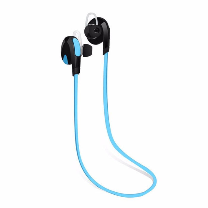 2017 Gift Sale Portable Bluetooth Wireless Handfree Headset Stereo Earphone Sport Universal  Noise Cancelling With Microphone