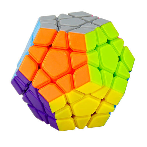 YJ Yongjun MoYu Yuhu Megaminx Magic Cube Speed Puzzle Cubes, Kids Educational Toys
