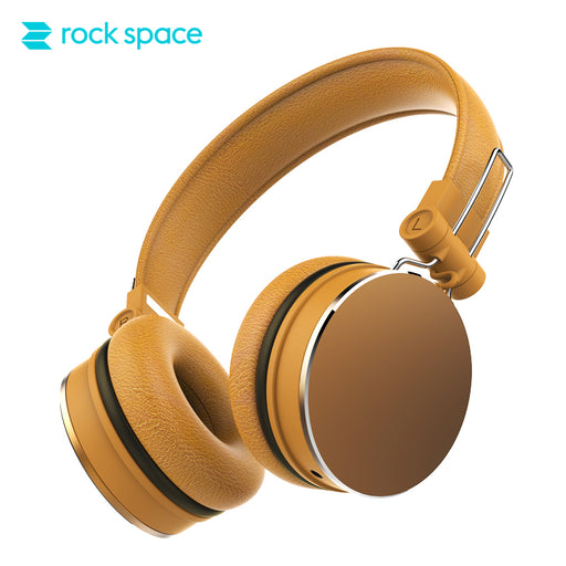 ROCKSPACE Wired Headset Y11 Headphone Hi-Fi Stereo Surround Earphones for Samsung Foldable Noise Cancelling Soft & Comfy Earpads