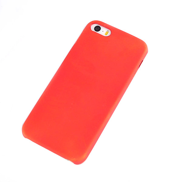 HOTR Heat Sensitive Case For iphone 5s Case Soft TPU Thermal Sensor Cover For iphone 5 6 7 8 X Touch Heat Change Color Cover