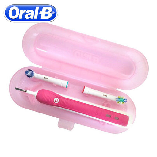 Oral-B Portable Travel Box for Electric Toothbrush, Outdoor Electric Tooth Brush Storage Box Case (only travel box)