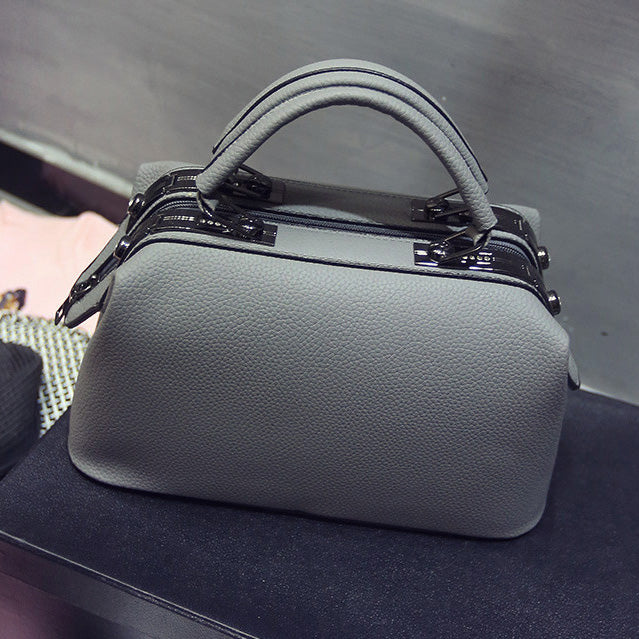 2018 Women's Fashion Casual Boston Handbag, Evening Clutch, Messenger, Ladies Party, Shoulder Crossbody Bags