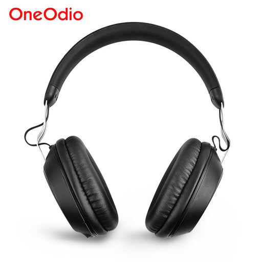 Oneodio Bluetooth Headphone With Microphone Lightweight Sport Wireless Headset Bluetooth 4.2 Over Ear Stereo Headphones Music
