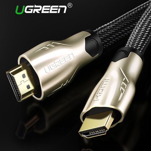 Ugreen HDMI Cable HDMI to HDMI 2.0 Cable 4K for Xiaomi Projector Nintend Switch PS4 Television TV Box xbox 360 5m 10m Cable HDMI