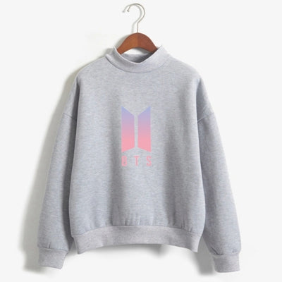Women's BTS Hoodies, Bangtan Boys Love Yourself Album Print, Kpop  Pullovers, Korean Style Casual