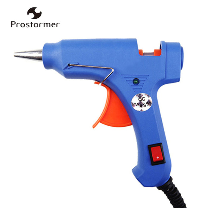 Prostormer High Temp Heater Melt A Hot Glue Gun 20W Repair Tool