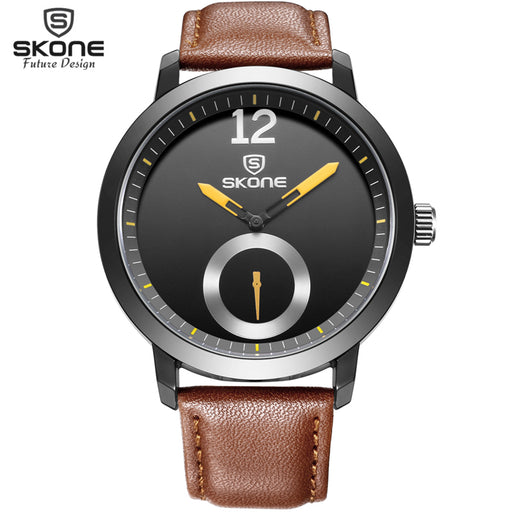 Skone Brand Casual Fashion Men's Quartz Watch Sports Watches
