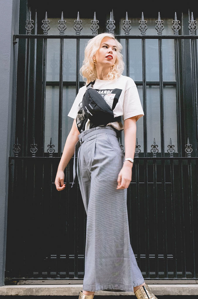 Fabienne Hebrard Bermondsey Pants