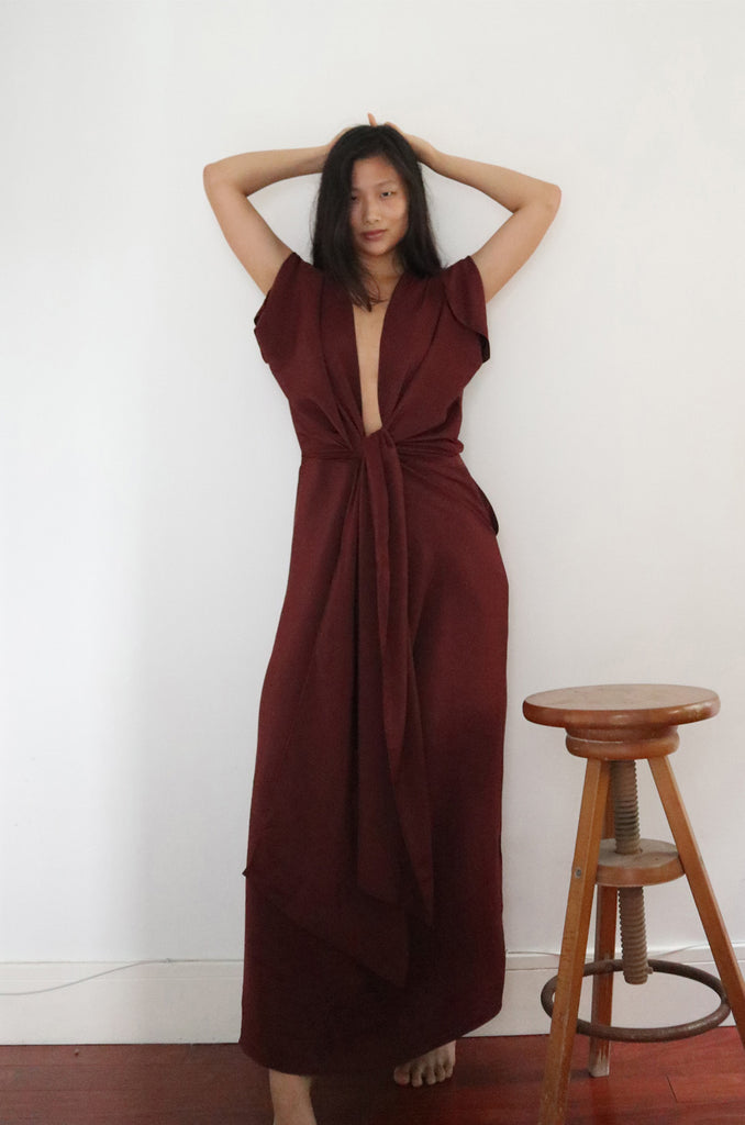 Calabash Dress - Gloria Yu