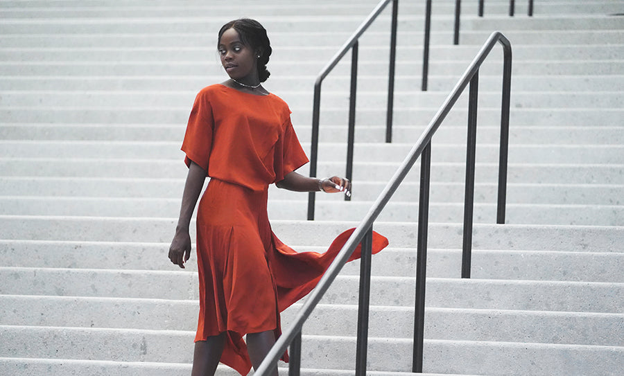 Meet 'Harmony HK' Founder, Diversity Activist and Model Harmony Ilunga