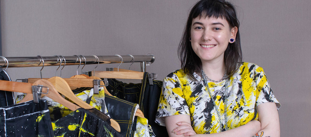 Meet The Designer: Tess Whitfort, The Redress Design Award Winner 2018