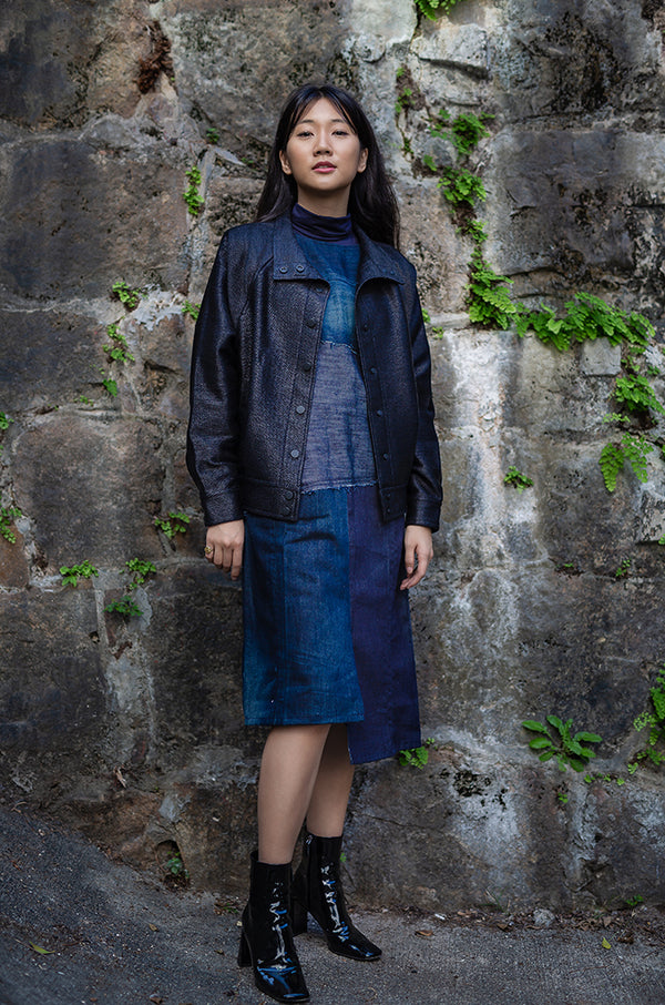 Zaneta Cheng - Gisborne Jacket & Roth Dress