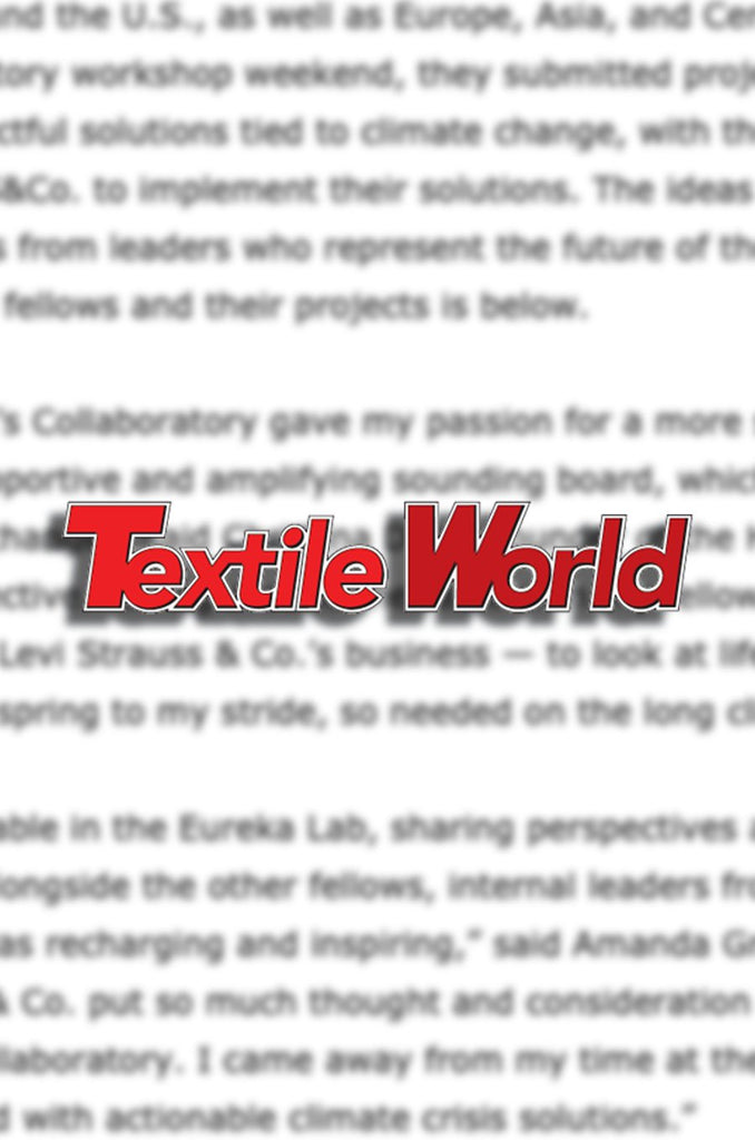Textile World, Sep 2019