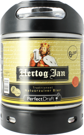 Hertog Jan 6 Litre PerfectDraft Keg