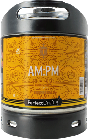 Thornbridge AM:PM 6-litre PerfectDraft Keg