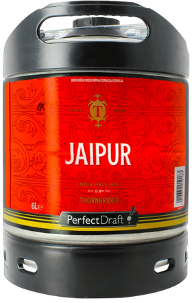 Thornbridge Jaipur 6-litre PerfectDraft Keg