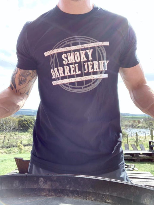 Smoky Barrel Jerky T-Shirts now available!