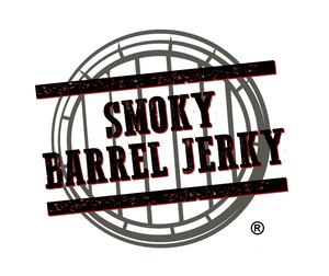 Smoky barrel jerky