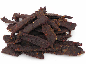 Original Beef Jerky Bulk buy 200g - Scottish Beef Jerky - Smoky Barrel Jerky