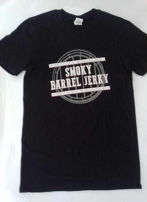 Smoky Barrel Jerky T-Shirts P&P included