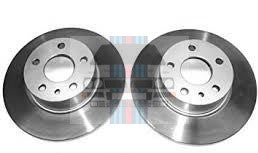 Brembo Rear Brake Discs x2 Evo