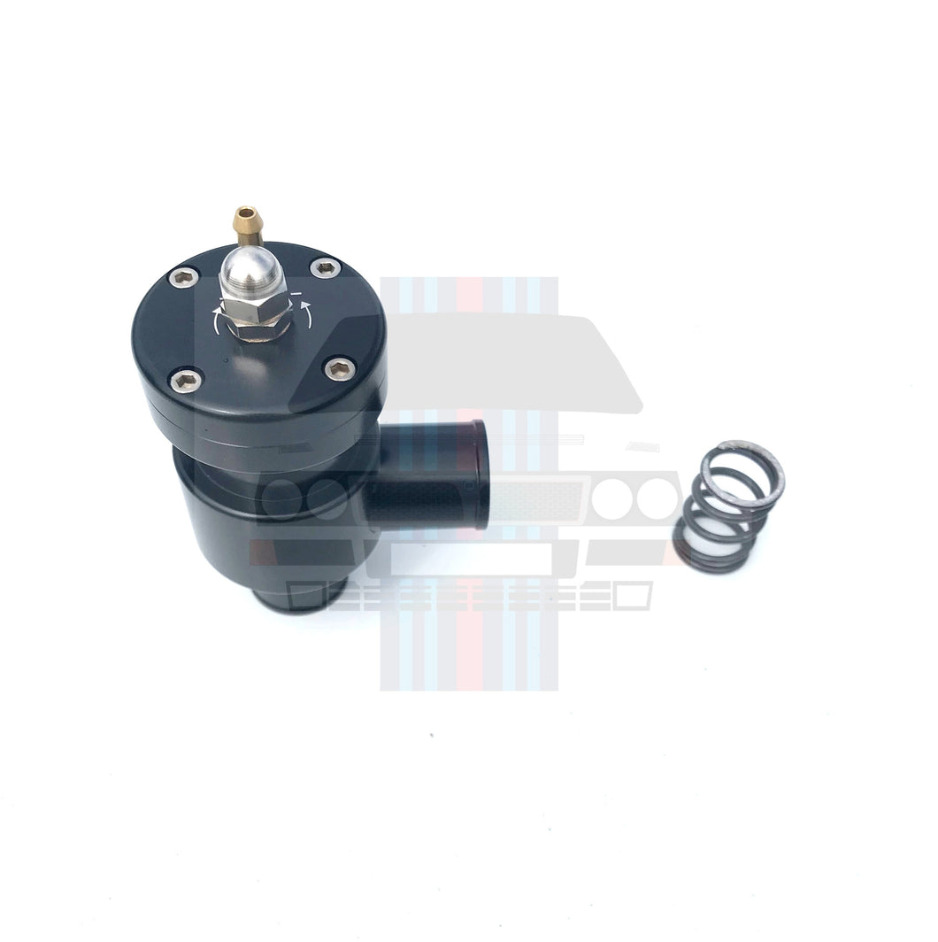 Motorsport Adjustable Dump Valve, Single Recirculating Piston