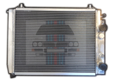 Twin Core Radiator Alloy