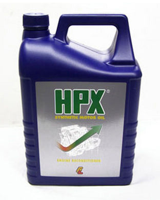 HPX FULLY SYNTHETIC ENGINE OIL 5L