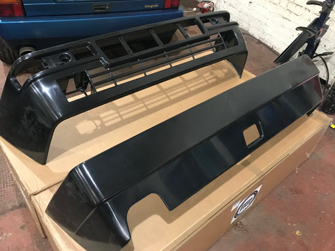 Rear Bumper Evo Genuine