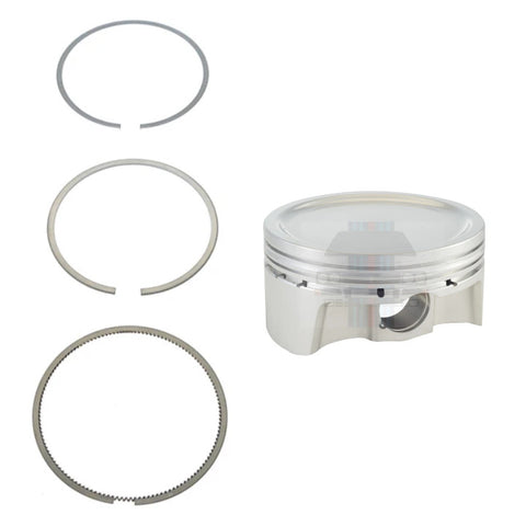 Piston With Rings 16v 84mm Evo 2