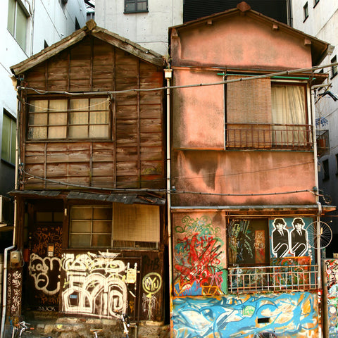 Old Buildings in Japan