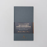 Kunisawa Hard cover Smartnote Notebook Grey 40 pages