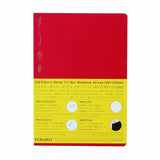 Stālogy Editor's Series ½ Year A5 Notebook Red