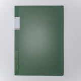 Stālogy Vintage Style Notebook Green