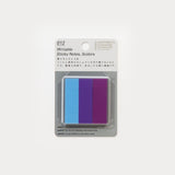 Stālogy Purple Coloured Tab Sticky Notes