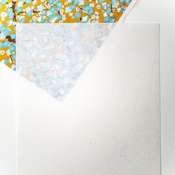A4 Machine Milled Washi paper. 10 Sheets - paper Japanese Stationery