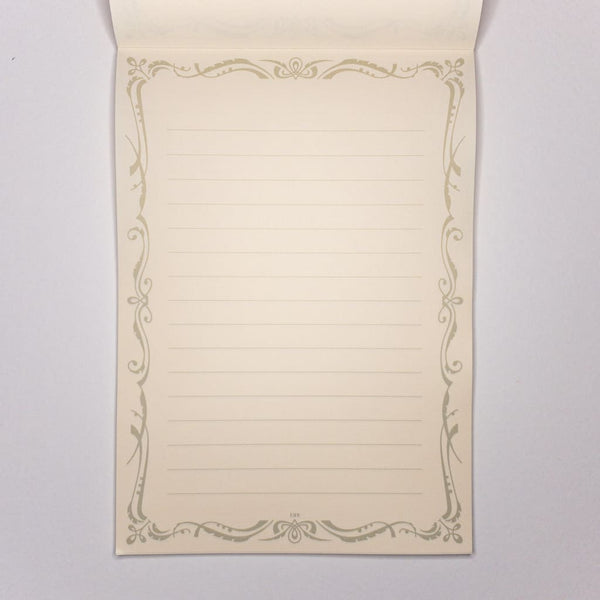 A5 Letter Writing Paper. 30 Sheets - notebooks Japanese Stationery
