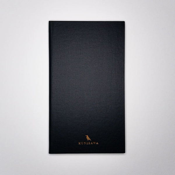 Black Smartnote Hard cover Notebook - notebooks Japanese Stationery