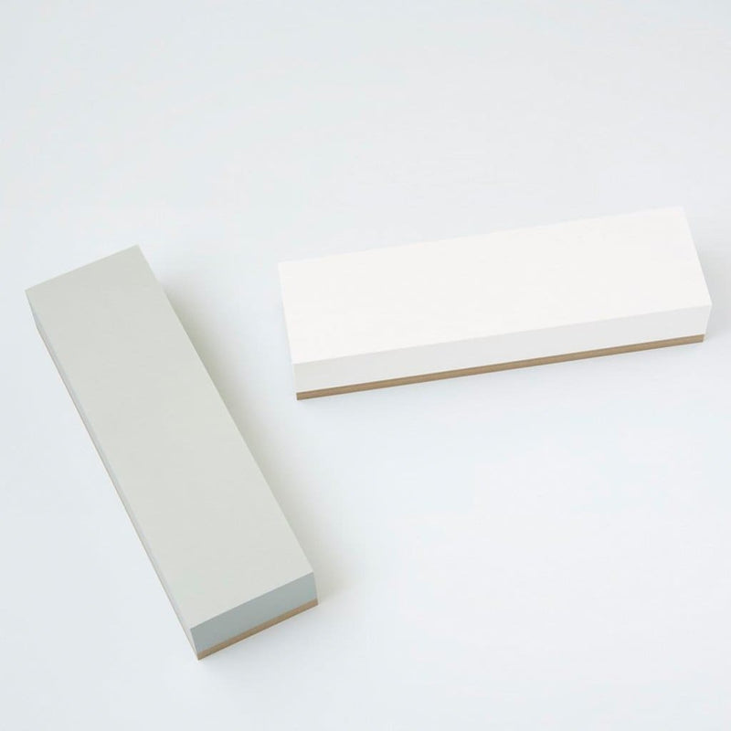 Large Memo Block Gray Paper - notebooks Japanese Stationery