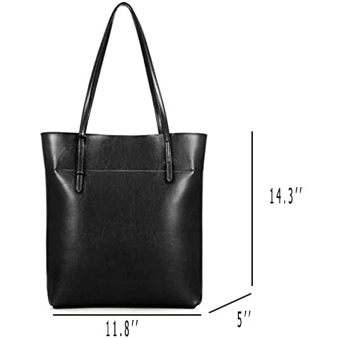 VINTAGE LEATHER TOTE WOMEN BAG caly purse