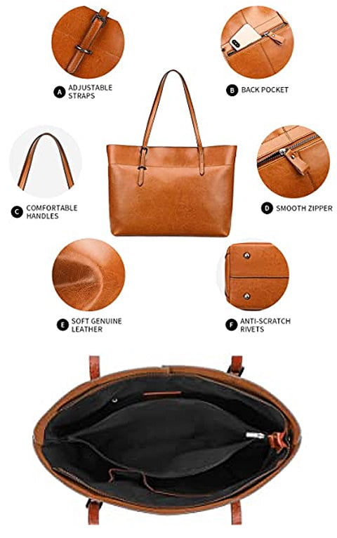 caly bags tote bag purse leather vintage women