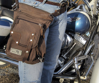 Ukoala Bag Review By Southern Biker Magazine