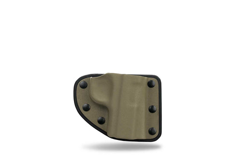 KYDEX Rigid Molded Holster Velcro® Backed