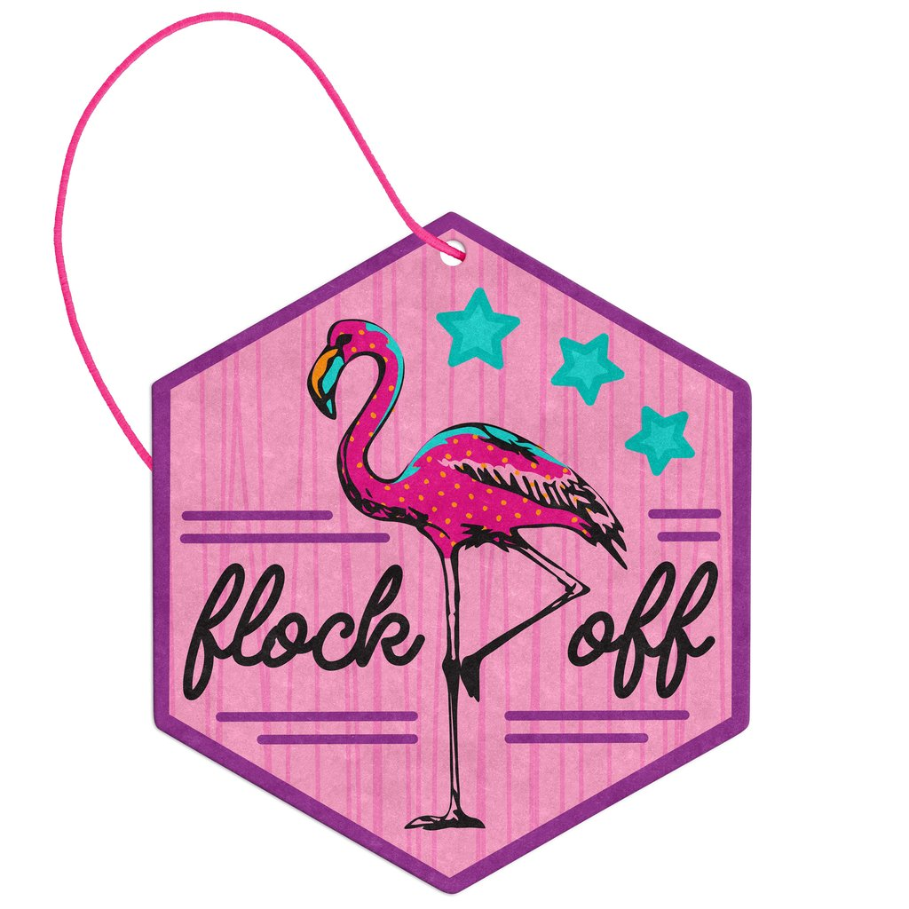 Air Freshener - Flamingo
