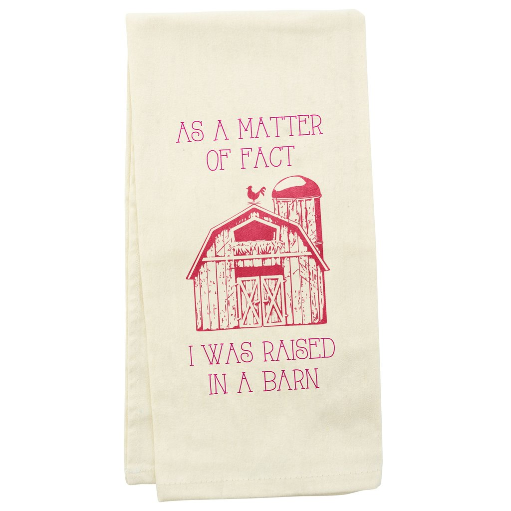 Tea Towels - Barn