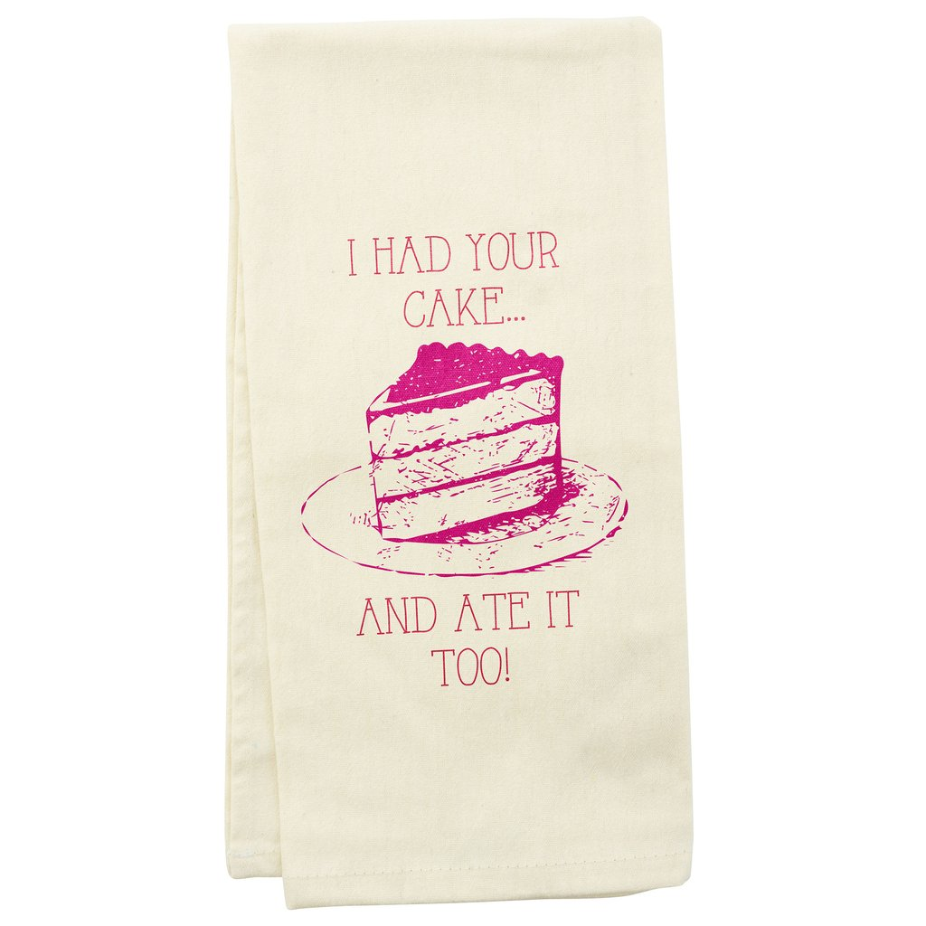 Tea Towels - Cake