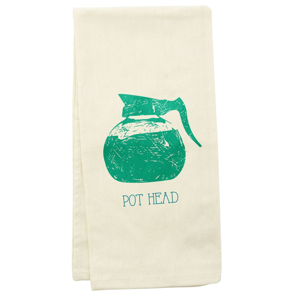 Tea Towels - Coffee Pot