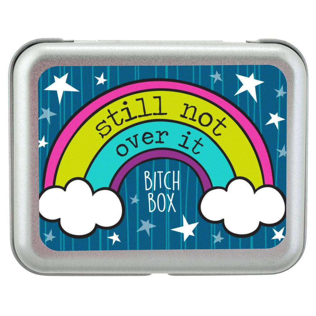 "B*tch Boxes - Rainbow ""Still Not Over It!"""