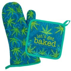 Weed Oven MIT & Pot Holder