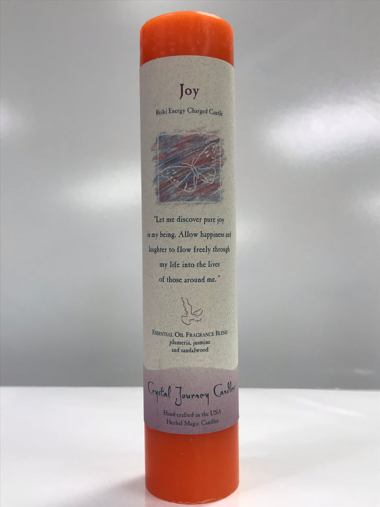 Herbal Magic Pillar - Joy